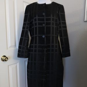 Ann Taylor Black Coat